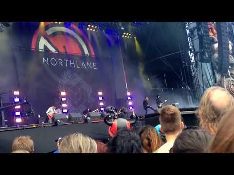 Northlane- Paragon @ Download Festival 2017