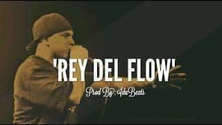 """REY DEL FLOW"" - BASE DE RAP HIP HOP INSTRUMENTAL PARA IMPROVISAR (BY IDUBEATS)"