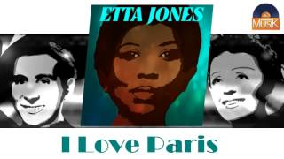 Etta Jones - I Love Paris (HD) Officiel Seniors Musik