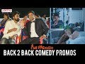 Geetha Govindam Back 2 Back Comedy Promos || Vijay Devarakonda, Rashmika Mandanna