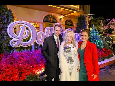 Christmas at Dollywood Movie Trailer