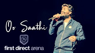 Arijit Singh Live - Oo saathi Live in Leeds at First direct Arena 2018