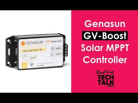 Intro - Genasun GV-Boost Solar MPPT Controller