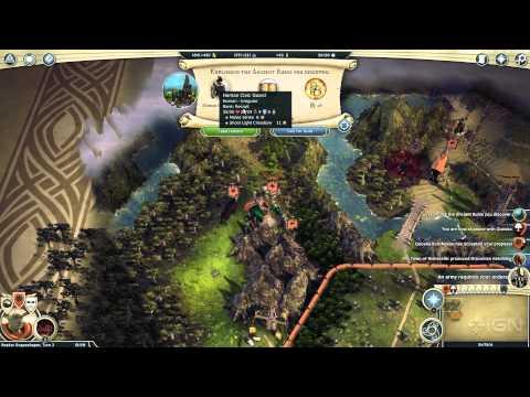 Gameplay de Age of Wonders III