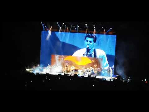 John Mayer ~ Carry Me Away (The O2 Areana, London) 13.10.19