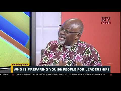 KICK STARTER: Who is grooming the young people for leadership?