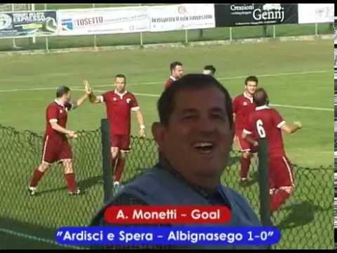 Preview video ARDISCI E SPERA - ALBIGNASEGO 3-2 (27/09/2015)