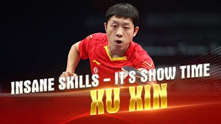 Xu Xin – Insane Skills – Just Out of This World   Best Table Tennis Shots