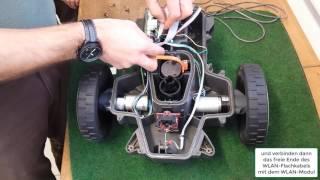 Wlan Modul Automower 105 305 308 Gardena R40LI R70LI