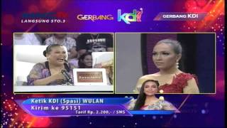 "Wulan "" Mimpi Terindah "" Tasikmalaya - Gerbang KDI 2015 (18/4)"