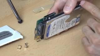 Dismantle WD My Passport Wireless Harddisc