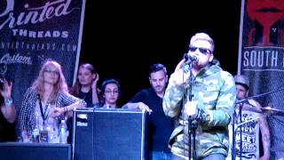 Jonny Craig - Nobody Ever Will (Live at South By So What 2013)