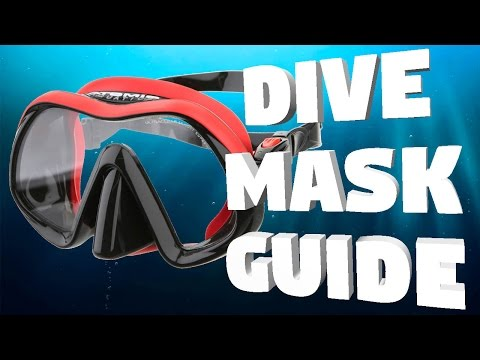 Dive Mask Guide