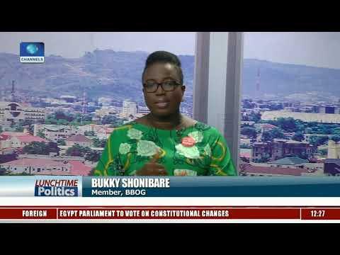 BBOG Seek Release Of Remaining Chibok And Dapchi Girls |Lunchtime Politics|