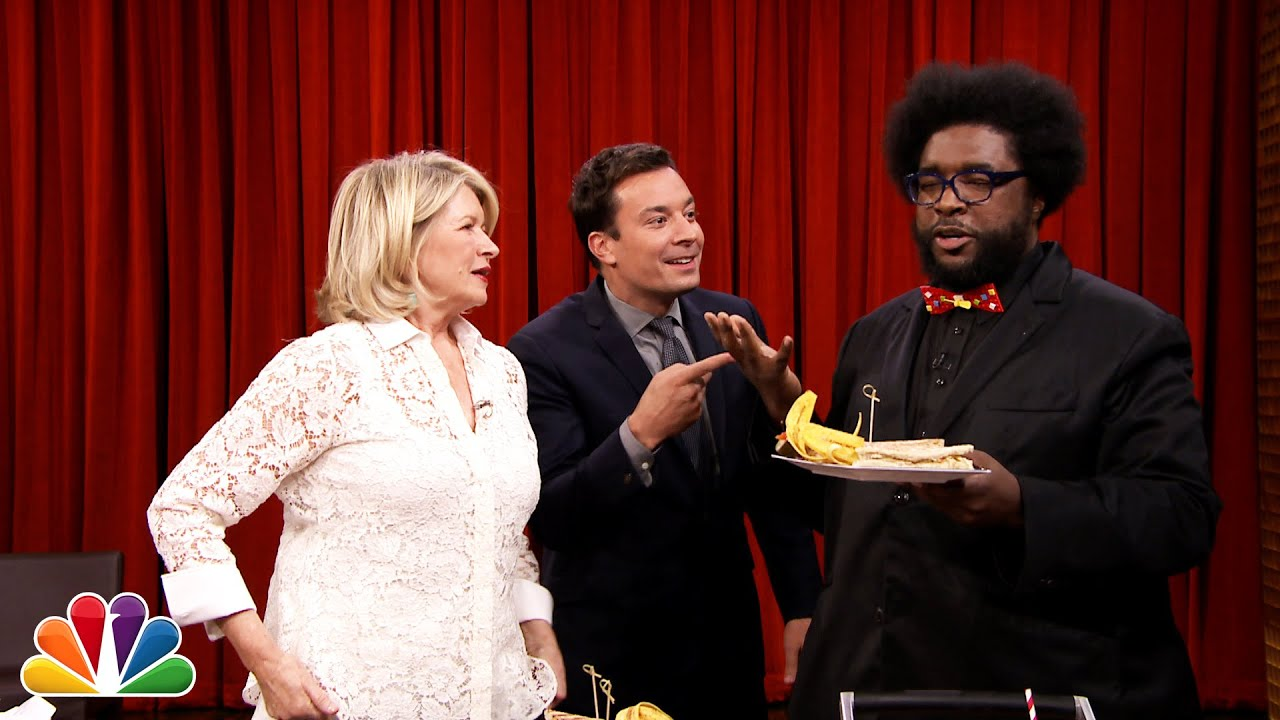 Martha Stewart and Jimmy Have a Cubano Sandwich Face-Off thumbnail
