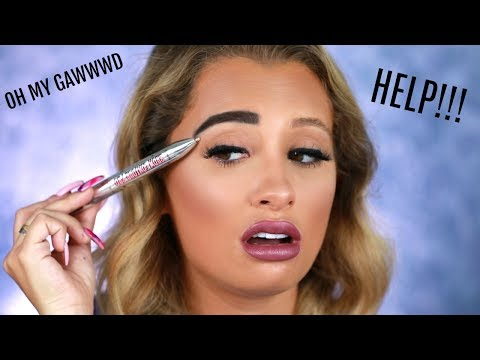 Foolproof Brow Powder by Benefit #4