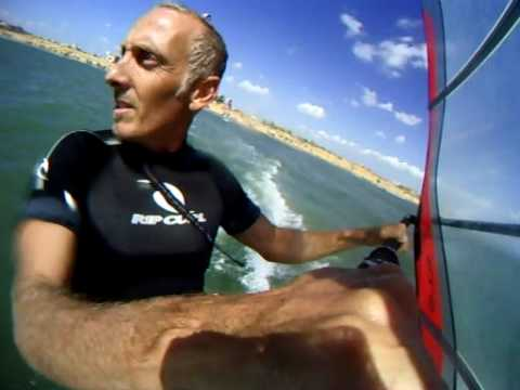 Preview video (windsurf old style) Ale Stagno gopro cam