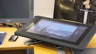 Wacom Cintiq 22HD Review / Test