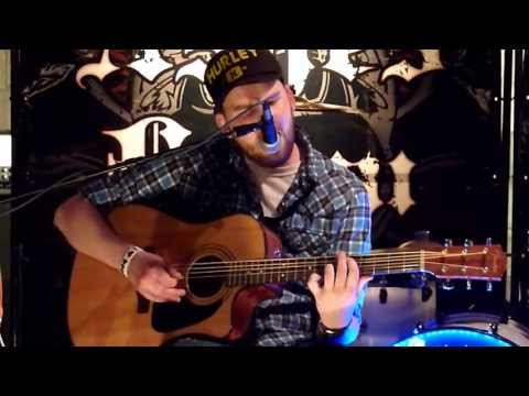 "Ashes from Stone - Andrew Owens - Acoustic Guitar ""Old Habits Die Hard"" July 01 2013"