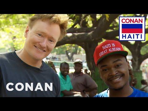 Conan na Haiti #4: Procházka ulicemi Port-au-Prince