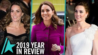 Kate Middletons Most Showstopping Style Moments Of 2019