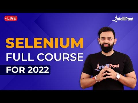 Selenium Tutorial For Beginners   Selenium Course