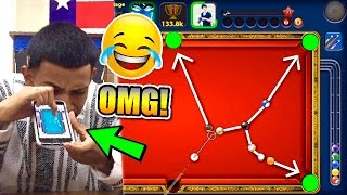 IS HE AIM HACKING? Craziest 8 Ball Pool Player In History!! - Monaco All-In 40M | Kholo.pk