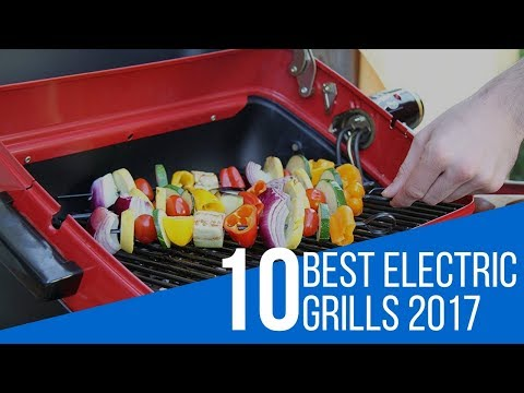 10 Best Electric Grill Reviews 2017