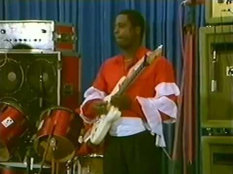 pt.II Hommage à Luambo Makiadi – T.P. O.K. Jazz 1990