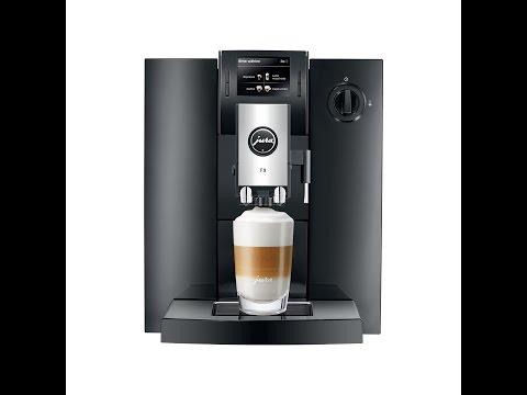 , Jura-Capresso Impressa F9 Fully Automatic Coffee and Espresso Center review