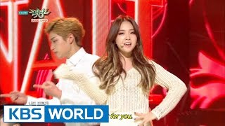 Girl's Day MinAh - I Am A Woman Too | 걸스데이 민아 - 나도 여자예요 [Music Bank HOT Stage / 2015.04.10]