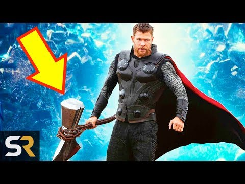 Here's Why Thor's Stormbreaker Axe Is More Powerful Than You Thought