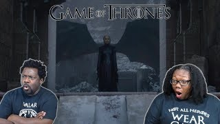 Game of Thrones 8x6 REACTION!! Pt1 {The Iron Throne}