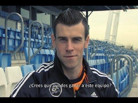 Bale elige a su equipo de leyendas en FIFA 14