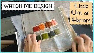 Watch Me Design A Reddit Freebie : Cross Stitch Design Process Lindy Stitches Flosstube