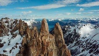 Argentina ski and climb