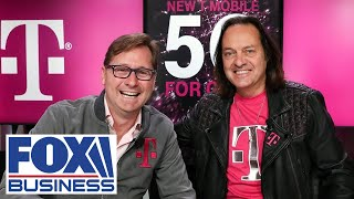 T-Mobile CEO John Legere will step down after 7 years
