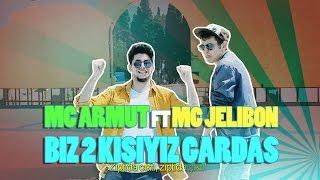Mc Armut ft Mc Jelibon - Biz İki Kişiyiz Gardaş (Arabesk Rap Parodi 3)