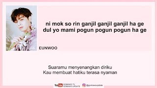 astro all night lyrics sub indo - TH-Clip