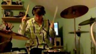 Limp Bizkit - Let Me Down - Drum Cover