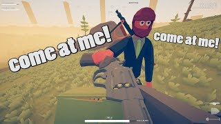 Totally Accurate Battlegrounds Funny/Epic Moments! #1 (Funny Ragdoll, Gangster Mode, First Win!)