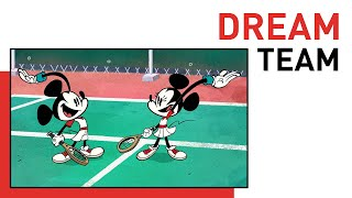 Dream Team - Mickey and Minnie   Style of Friendship   Disney Shorts
