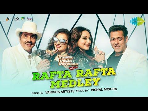 Rafta Rafta  Dekho Aankh Meri ladgi full HD video song