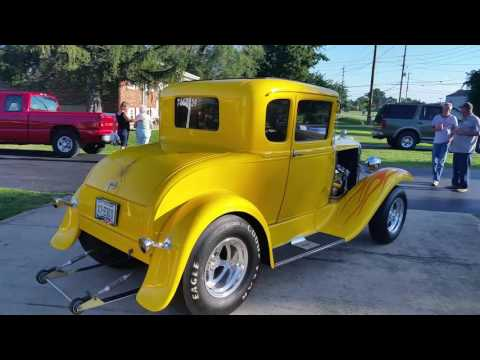 Video of Classic 1930 Ford 5-Window Coupe located in West Point Kentucky - $34,500.00 Offered by a Private Seller - J5HY