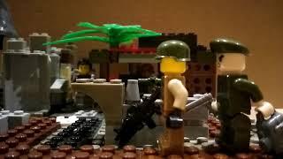 Вторая мировая война (Лего мульт) 3ч.2серия финал 1главы