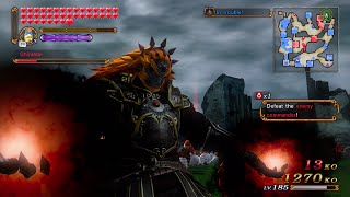 Hyrule Warriors Twilight Map - The Demon King Ganondorf Gameplay - Defeat the Barrier Specialists!