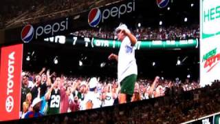 First J-E-T-S Chant at New Meadowlands Stadium 8/16/10