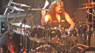 Exciter - Violence and force - Live in Chile 20-08-2015