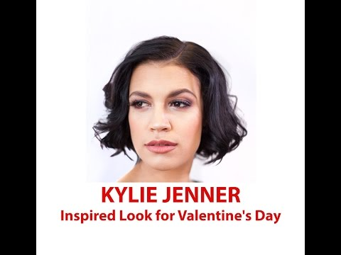 Kylie Jenner Inspired Look For Valentine's Day