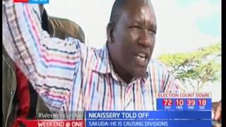 Maa leaders want President Uhuru to fire CS Joseph Nkaisery over alleged misuse of power